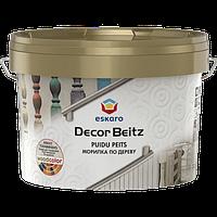 Водоразбавляемая морилка ESKARO Decor Beitz (бесцветный)