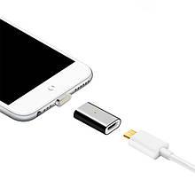 Магнитный адаптер-переходник micro-USB черный