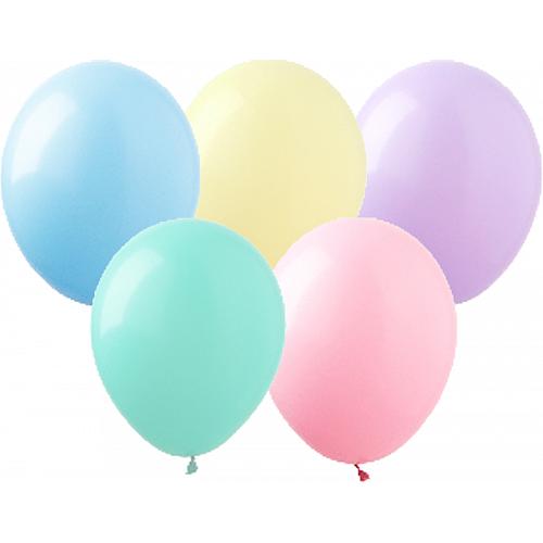 Воздушные шары MACARON ассорти 10 шт 30 см