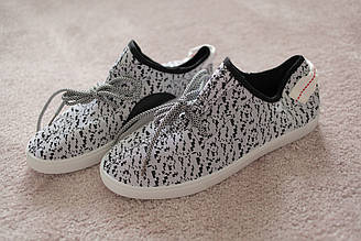 Мужские кроссовки Adidas Yeezy Boost White  44     45