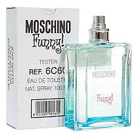 Женский парфюм ТЕСТЕР Moschino Funny! (100 мл)