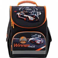 Рюкзак школьный каркасный Kite Education 501-8 Winner race
