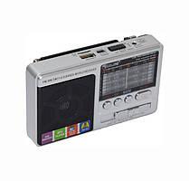 ✅ Радиоприемник-колонка Golon с USB и микро-SD разъёмами для воспроизведения аудиофайлов, на аккумуляторе