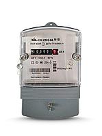 Электросчетчик NIK 2102-02 М1В 5-60А не тарифный однофазный