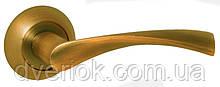 Ручки дверные USK A-58012 Матовый Кофе, Медь, Бронза