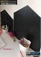 ГРИФЕЛЬНАЯ, МЕЛОВАЯ ПЛЕНКА/ОБОИ на клеевой основе. Формат А4 (210х300мм.)