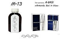 Мужские наливные духи Armande Basi in blue Armand Basi 125 мл