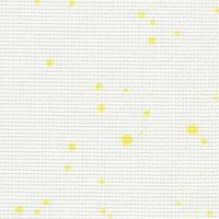 Канва Zweigart 3793/1349 Fein-Aida 18 карат.(70кл.) Splash Yellow
