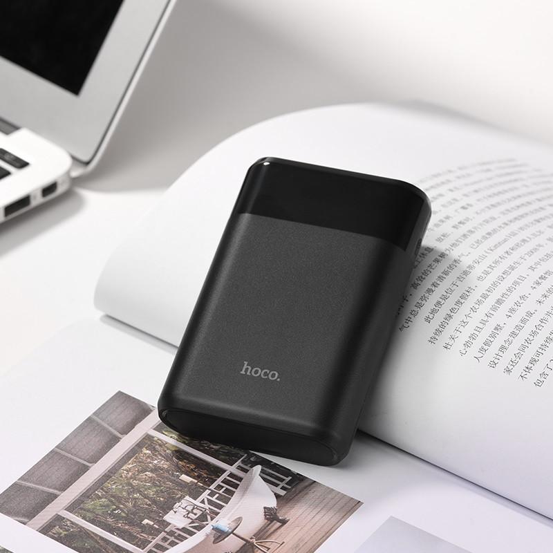 Портативное зарядное устройство Hoco B35B Entourage mobile 8000mAh