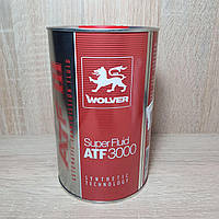 Wolver super fluid dextron жидкость ГУР АКПП