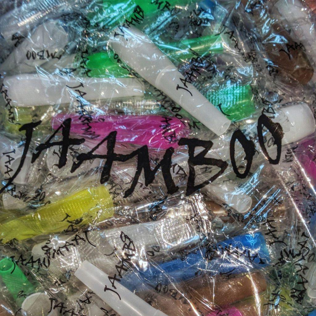 Одноразовые мундштуки для кальяна Jaamboo 100 шт