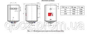 NOVA TEC DIRECT DRY NT-DD-50 (водонагреватель с сухим тэном), фото 2