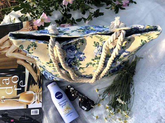 "Женская пляжная сумка ""Blossom"", фото 2"