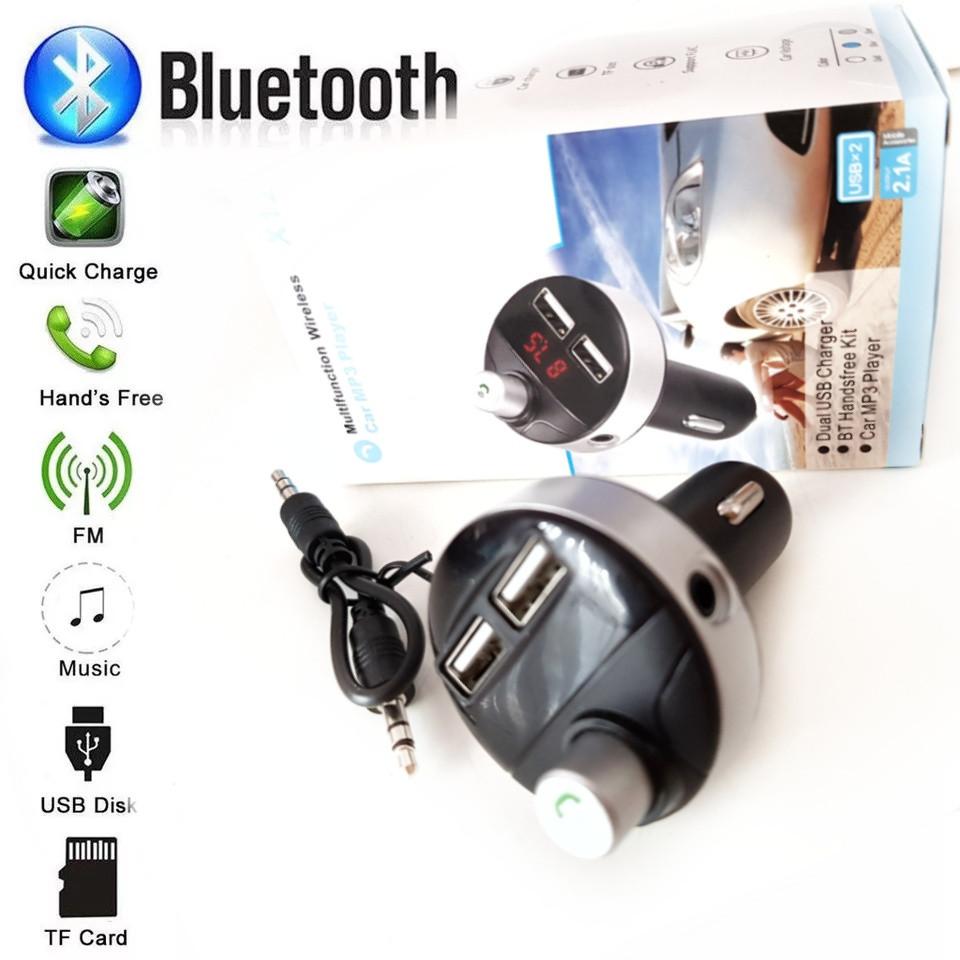 Модулятор трансмиттер X12 Car MP3 Player