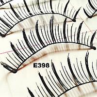 Ресницы-лучики по 10 пар (7 видов) 11, К центру, Натуральные