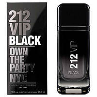 Carolina Herrera 212 VIP Black EDT 100ml (копия)