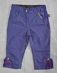 Детские летние брюки фиолетовые (QuadriFoglio, Польша)