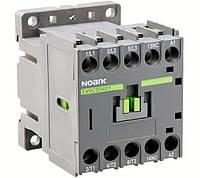 Контактор мініатюрний 9А, котушка 230 VAC, 1 НВ дод. контакт
