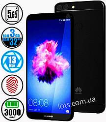 Смартфон Huawei P Smart 3/32Gb Black (Оригинал)
