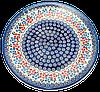 Блюдо керамическое Ø28 Bloom