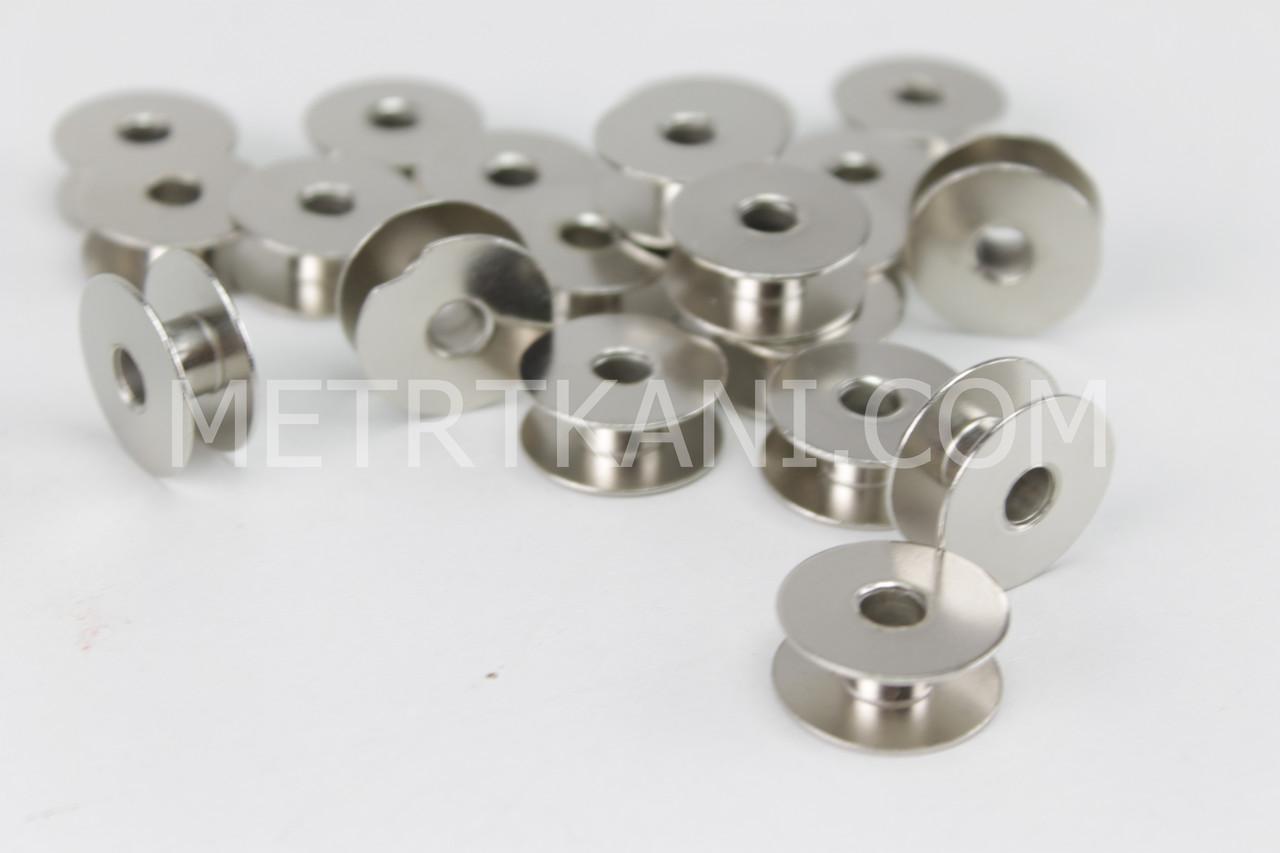 Шпулька металлическая для швейных машин   ШП-03