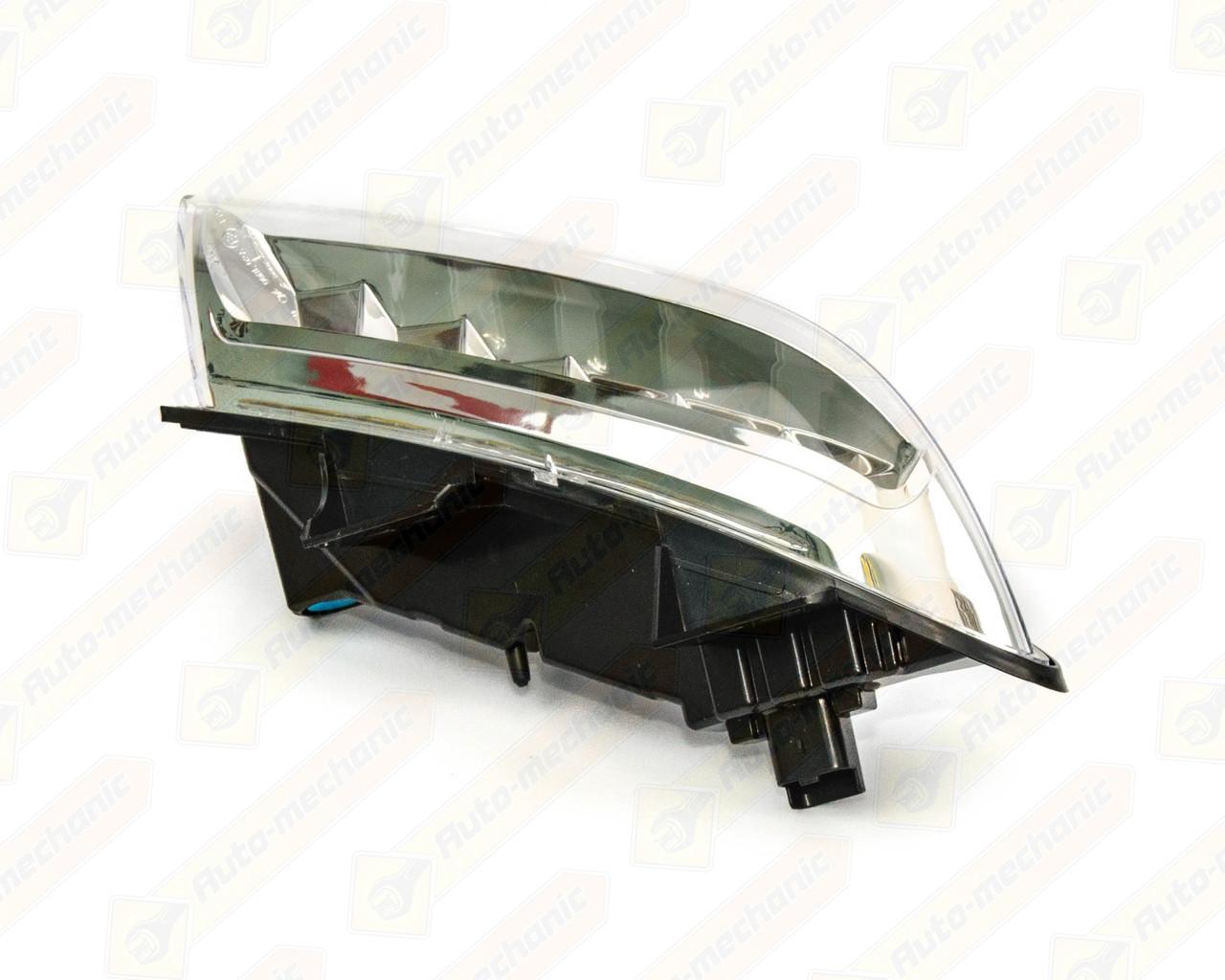 Зовнішні світлодіодні денні ходові вогні (правий) на Renault Scenic III - Renault (Оригінал) - 266003179R