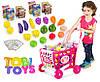 Детская тележка для покупок Tobi Toys, фото 3
