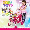 Детская тележка для покупок Tobi Toys, фото 5