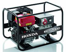 Электрогенератор Honda (Хонда) ECT7000 миниэлектростанция генератор електростанция бензиновая