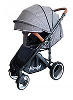 Прогулянкова коляска MOOLINO, Нова модель, великі колеса!Польща!