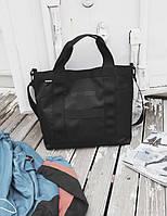 Стильная тканевая сумка, фото 1