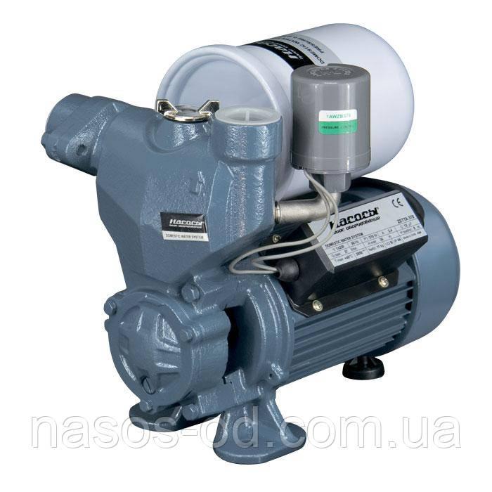 Насосная станция гидрофор Насосы+Оборудование ZETTA 550 для воды 0.55кВт Hmax35м Qmax58л/мин 1л