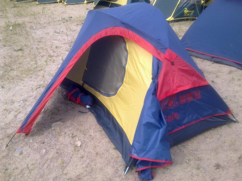 Намет Tramp Lite Gale. Палатка туристическая. Намет туристичний