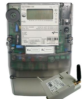 Комплект GAMA 300 + модем MCL 5.10 для Зелёный тариф