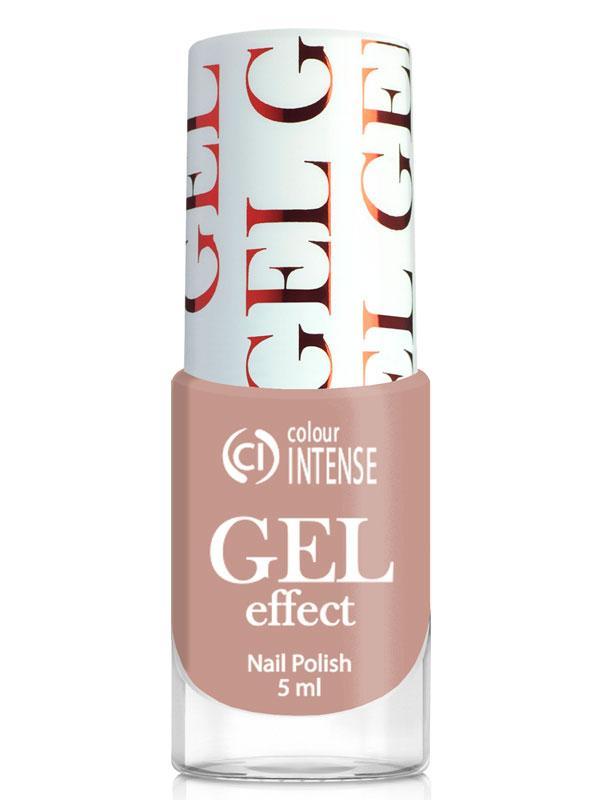 Лак для нігтів Gel Effect 010 Капучіно Colour Intense