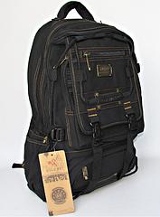 Рюкзак GOLD BE! брезентовый Модель 98209