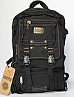 Рюкзак GOLD BE! брезентовый Модель 98209, фото 3