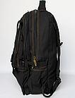 Рюкзак GOLD BE! брезентовый Модель 98209, фото 6