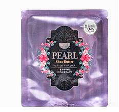 Гидрогелевая маска для лица с жемчугом Koelf Pearl & Shea Butter Mask 30 ml
