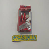 Скакалка швидкісна Кроссфіт з шарнірним підшипником і сталевим тросом Червоний