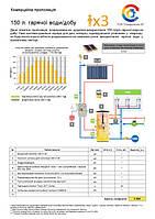 Пропозиція по сонячних колекторах