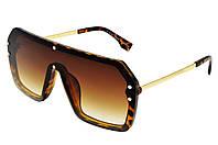 Солнцезащитные очки Fendi 0366 коричневые