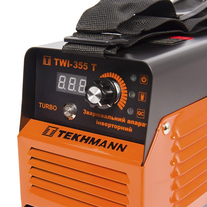Сварочный инвертор Tekhmann TWI-355 Т