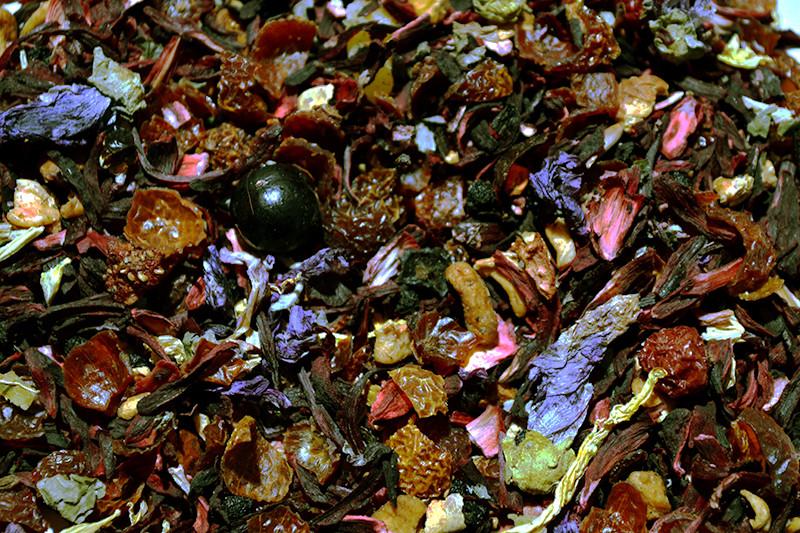 Фруктовый чай Фруктовый сад / Fruit Tea Fruit garden (250 г)