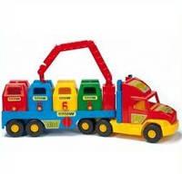 Мультимусоровоз Wader серия  Super Truck, киев, фото 1