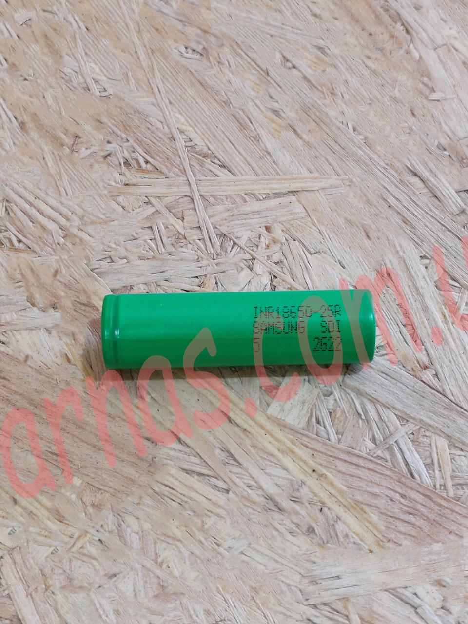 Аккумулятор высокотоковый INR18650-25R