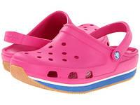Детские кроксы ретро Crocs Kids Retro Clog , фото 1