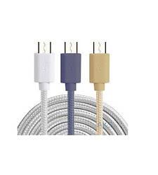 Кабель Micro USB оплетены в скрутке арт. F-156