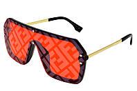Солнцезащитные очки Fendi 0366 розовые