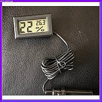 Термометр гигрометр домашняя метеостанция  WSD-12A